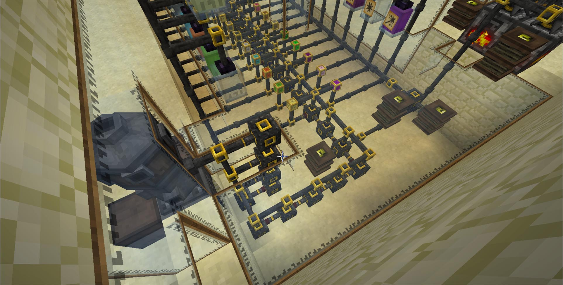 Thaumcraft 4 2 Notes: Working With Essentia Pipes - Mods