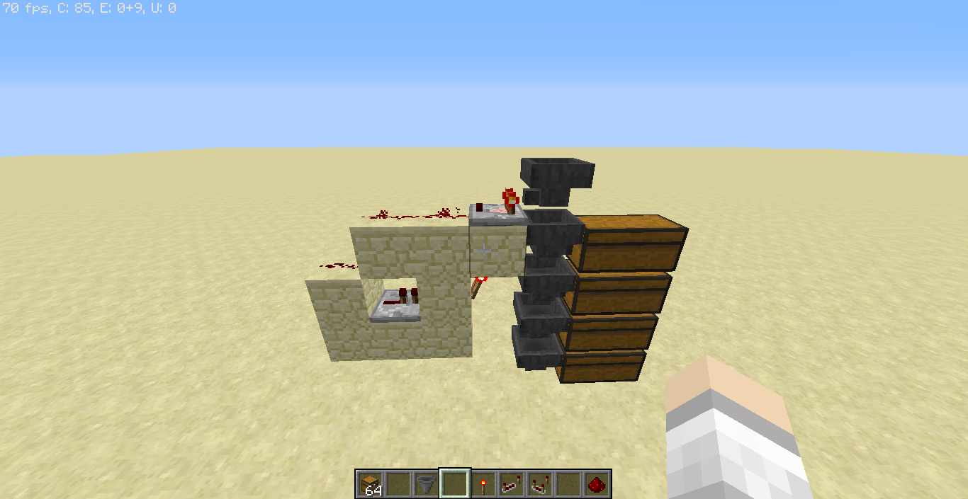 Item Sorting Systems and Lag - Redstone Discussion and Mechanisms