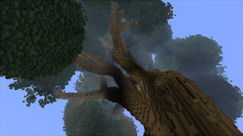Any giant trees for 1 7 10? - Survival Mode - Minecraft: Java