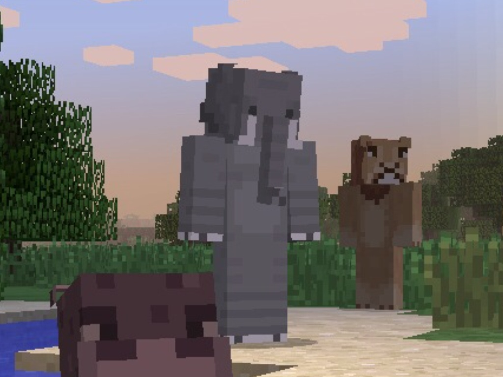 Minecraft console edition skin port to PC? - Discussion