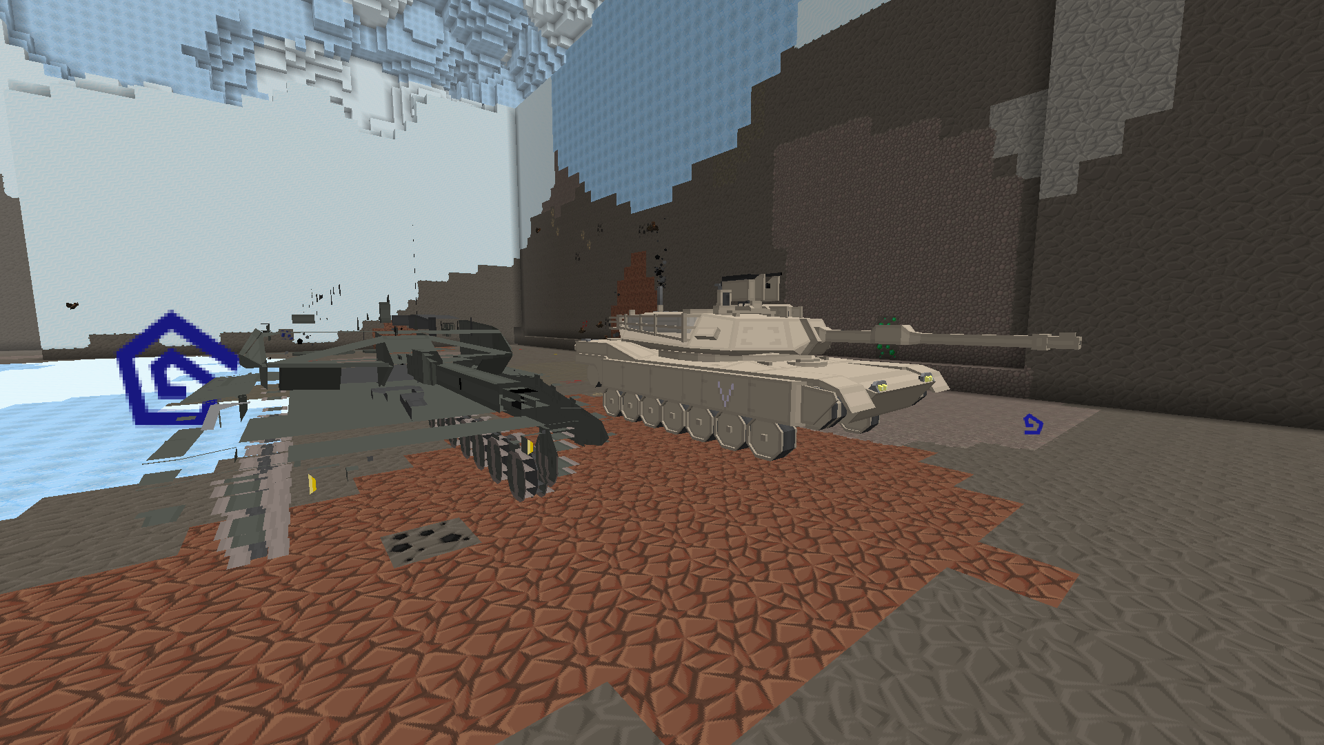 Flan S Mod 5 5 2 Update 1 12 2 100s Of New Skins Helicopters Mechas Planes Vehicles 3d Guns Multiplayer Tdm Ctf Minecraft Mods Mapping And Modding Java Edition Minecraft Forum Minecraft Forum