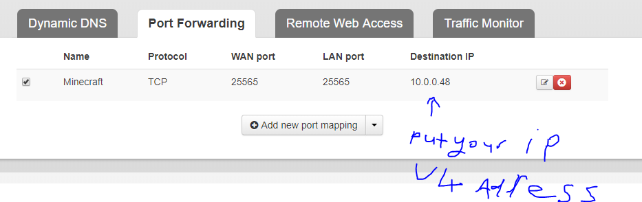 Technicolor Router Port Forwarding Not Working