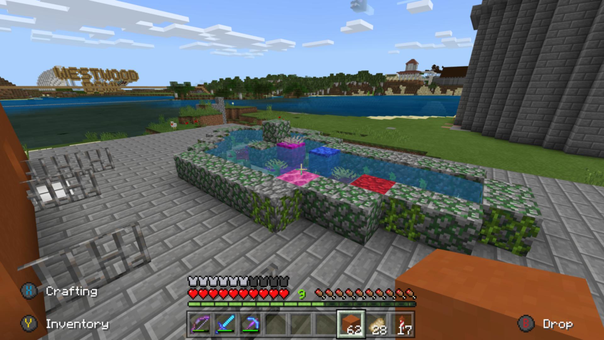 Fish Aquarium Question - Recent Updates and Snapshots - Minecraft