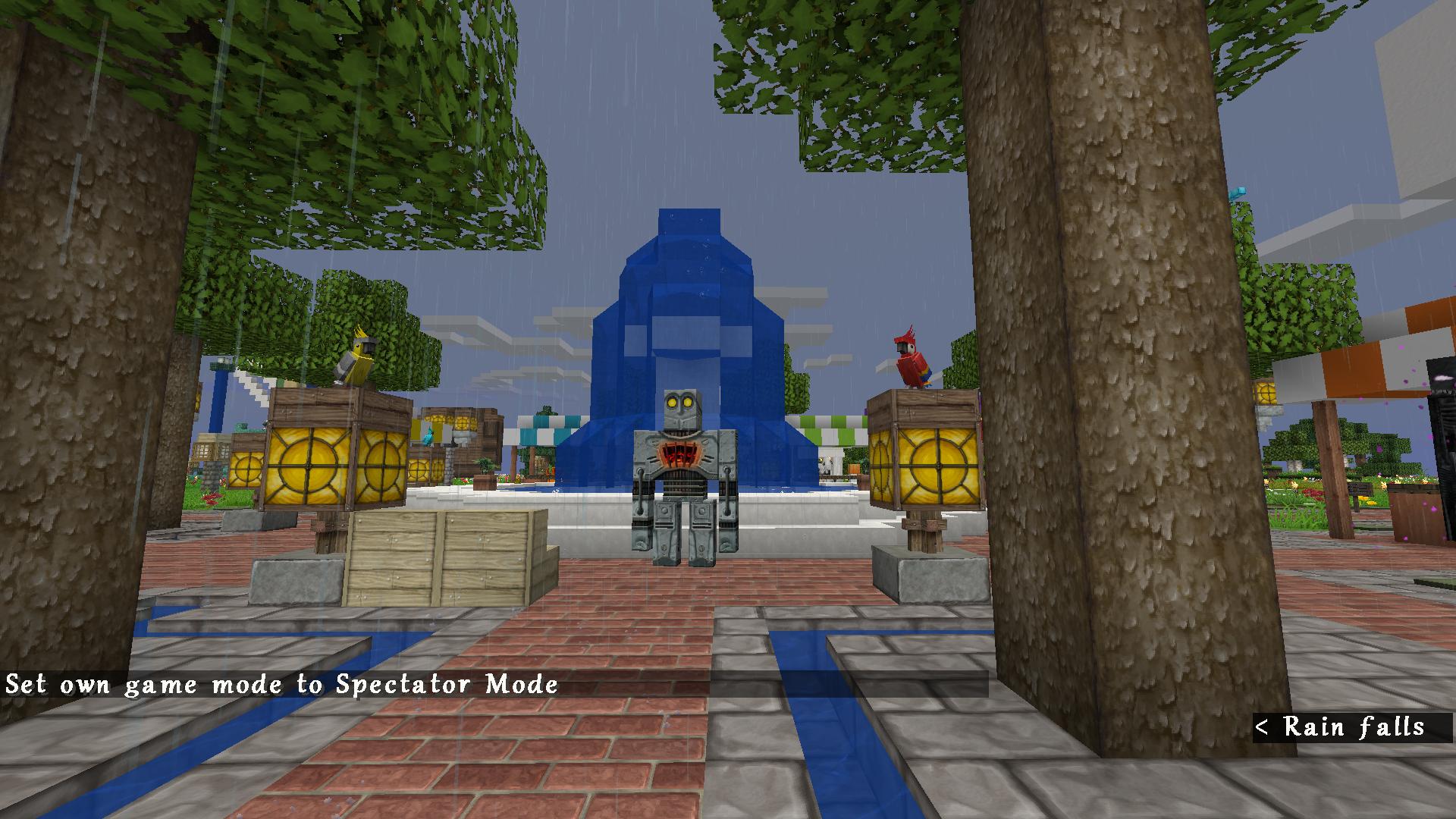 TwiCraft   1 13 2   SMP   Hard   Whitelist   Community   Mob Heads