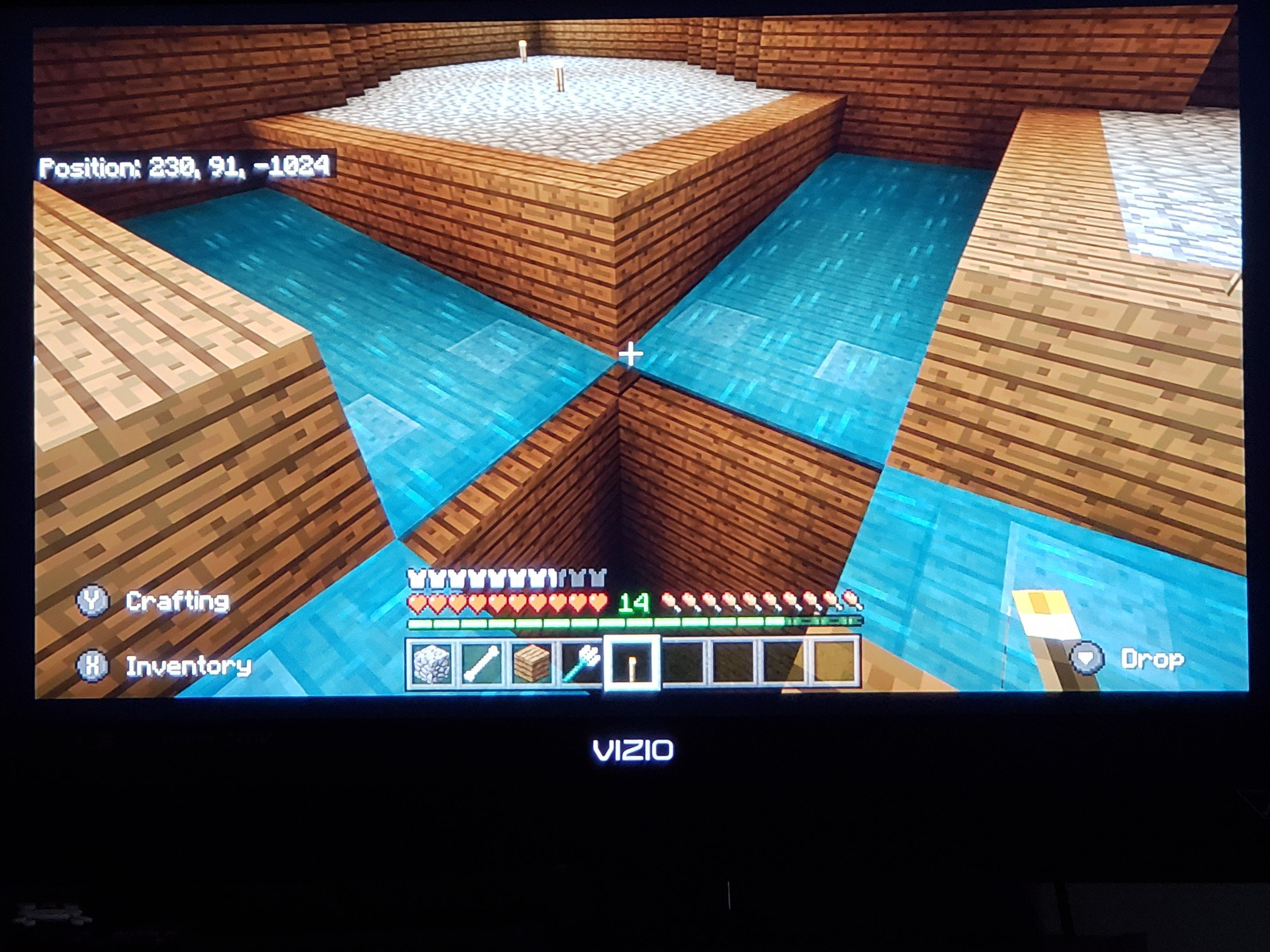 Issues with Mob Farm - MCSWITCH: Discussion - Minecraft: Nintendo