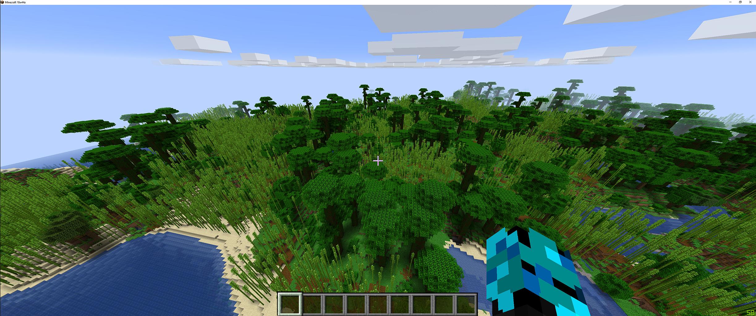 jungle minecraft seeds