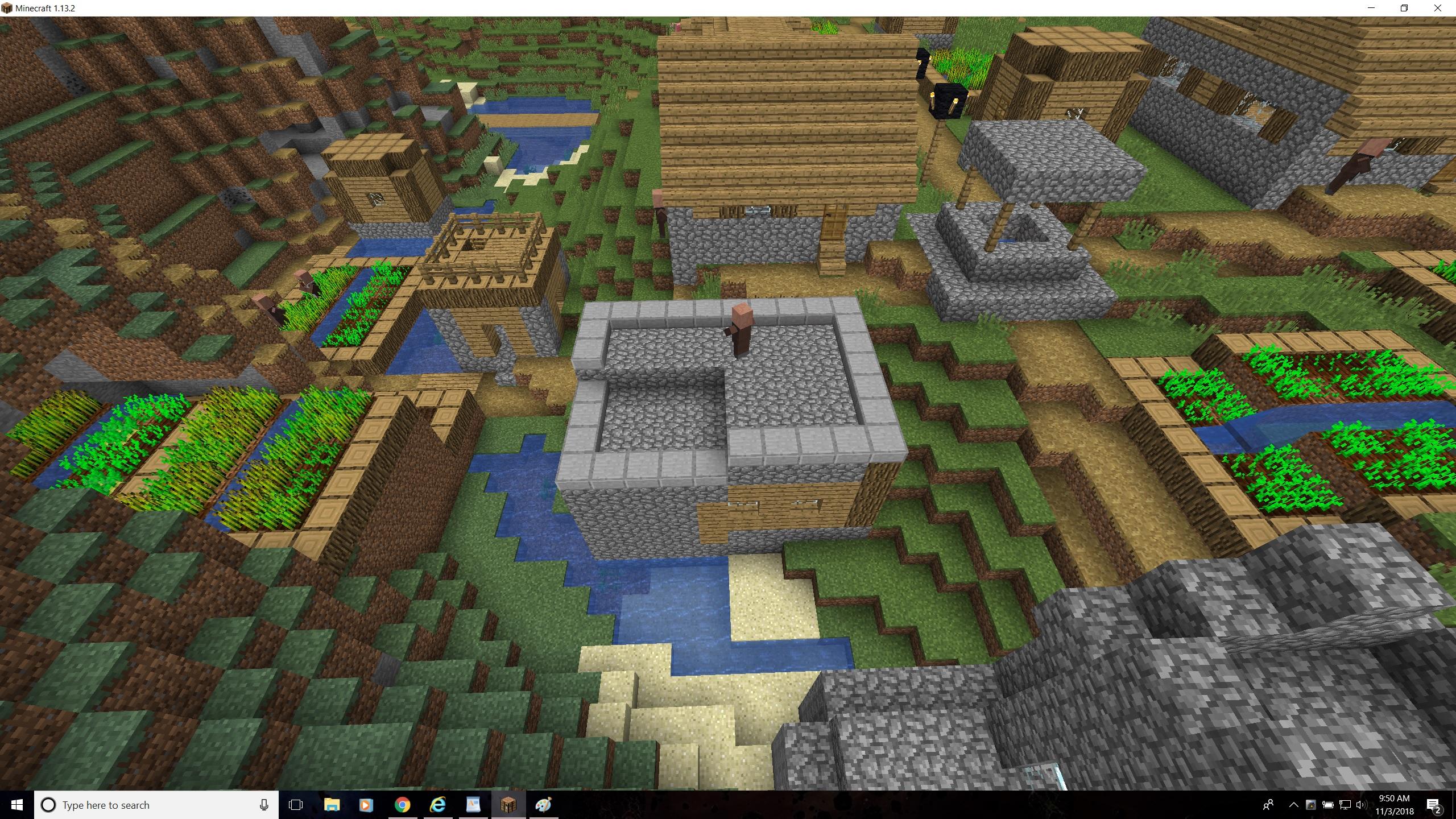 Strange seeds in 1 13 - Seeds - Minecraft: Java Edition