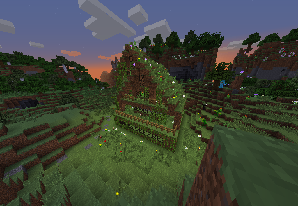awesome minecraft houses