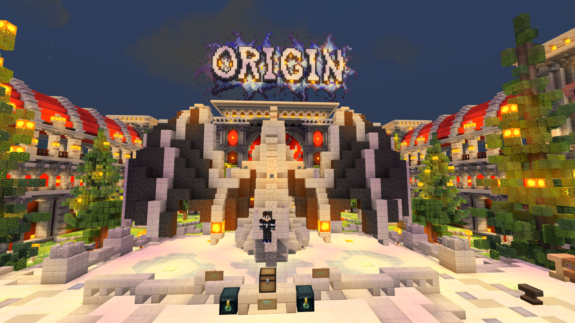 Origin Factions Realm - Realms - Multiplayer - Minecraft - Minecraft