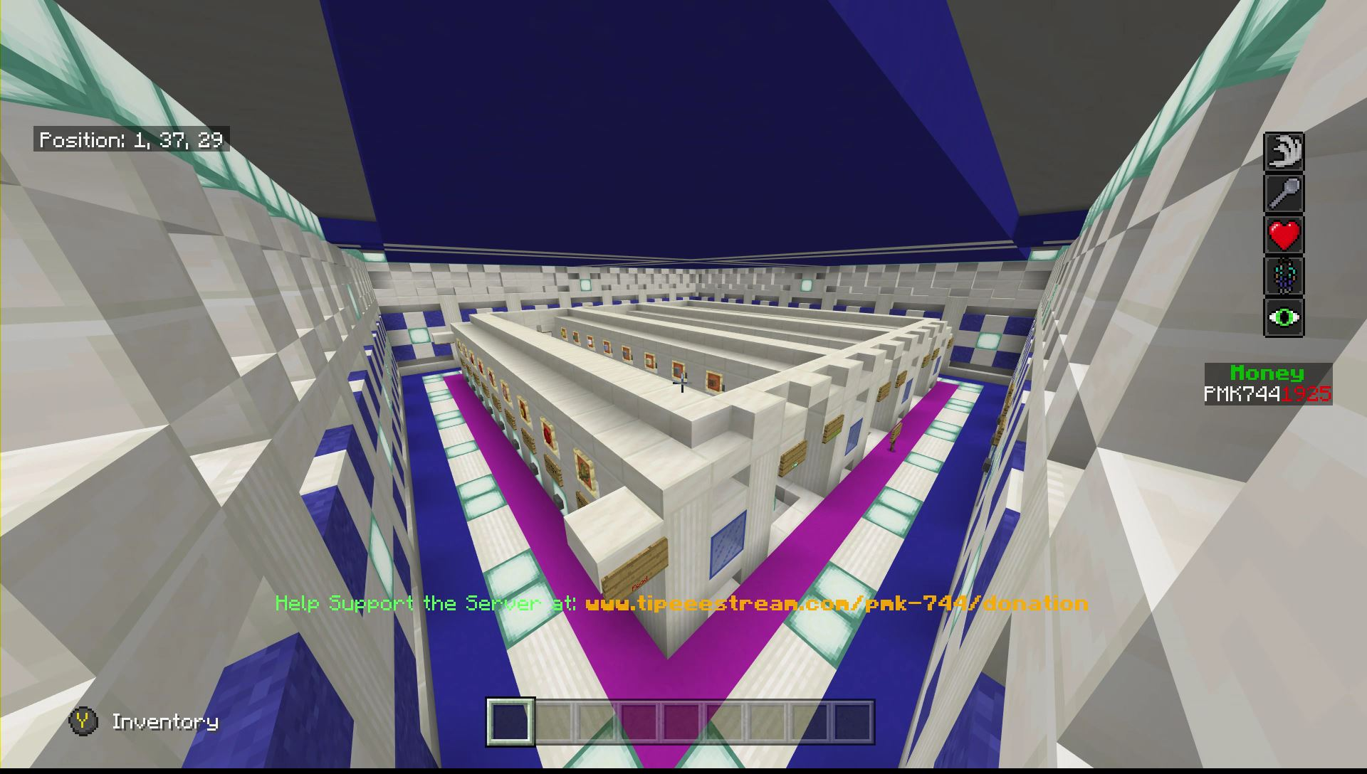 Minecraft Serenity Factions Realm [PvP] [Ranks] [Money] (Bedrock