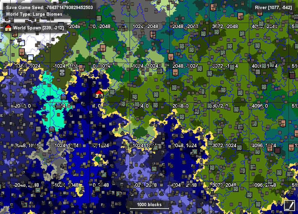 Request] Large Biomes Seed - Seeds - Minecraft: Java Edition