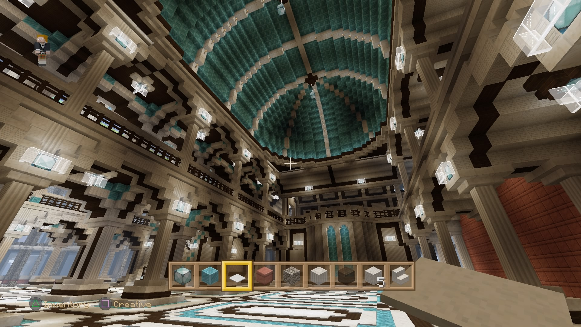 Fantasy Castle Epic Mega Build By Ajp Creative Mode Minecraft Java Edition Minecraft Forum Minecraft Forum