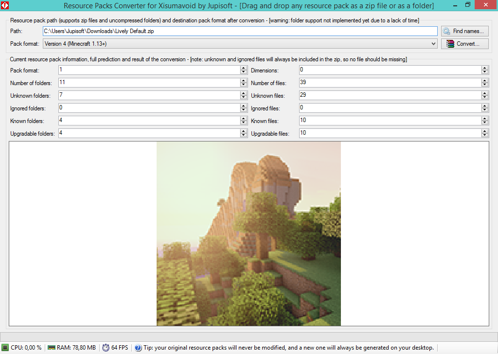 Minecraft Tools in C# for 1 14 with full source code - Minecraft