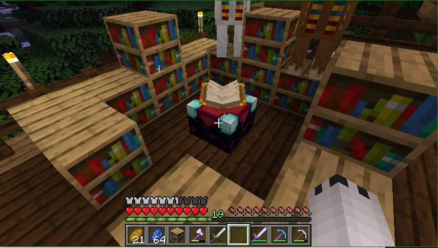 Enchanting Table Level Bug Discussion Minecraft Java