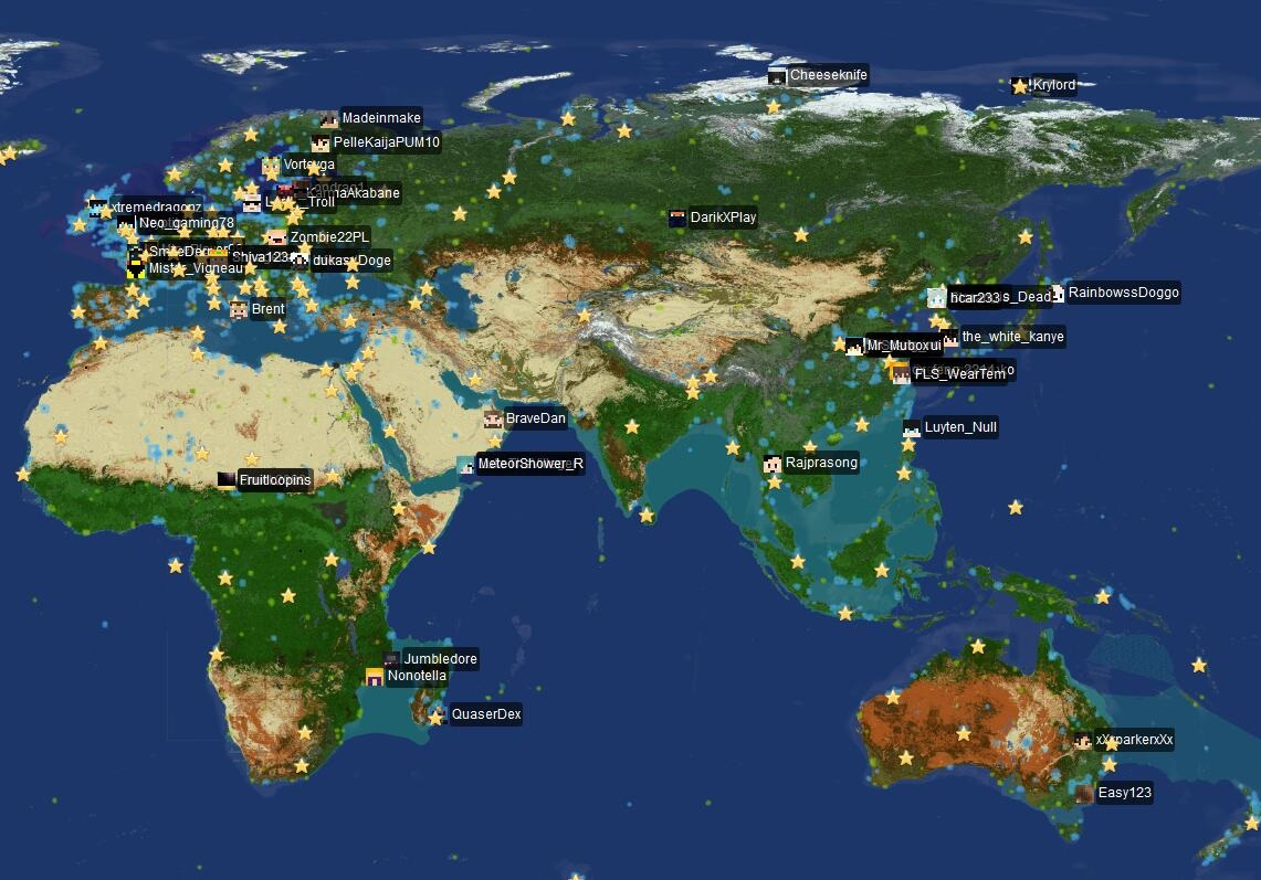 👑【EarthOL】👑 REAL earth map spawn at your REAL LIFE location