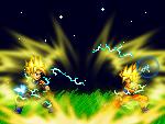 Goku vs. Corianthum
