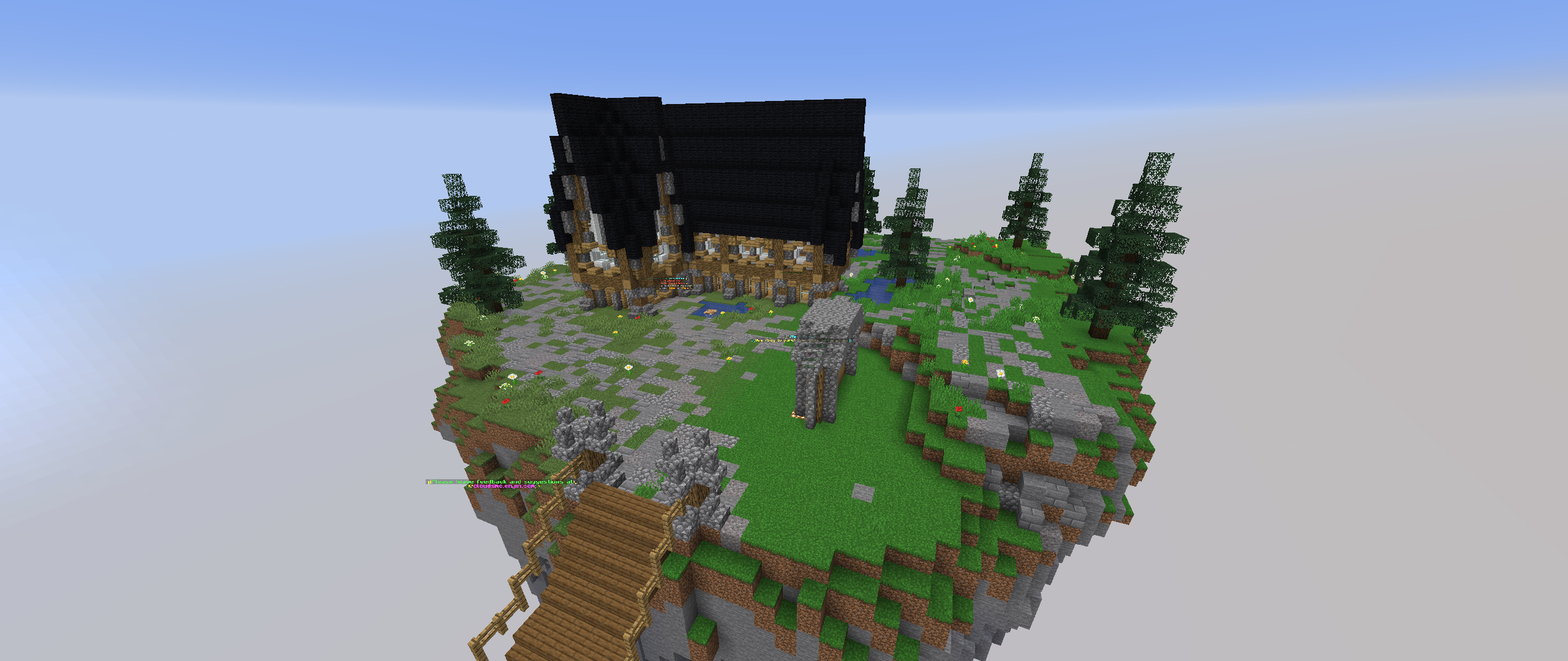 NEW SKYBLOCK SERVER // LOOKING FOR AMAZING BUILDER