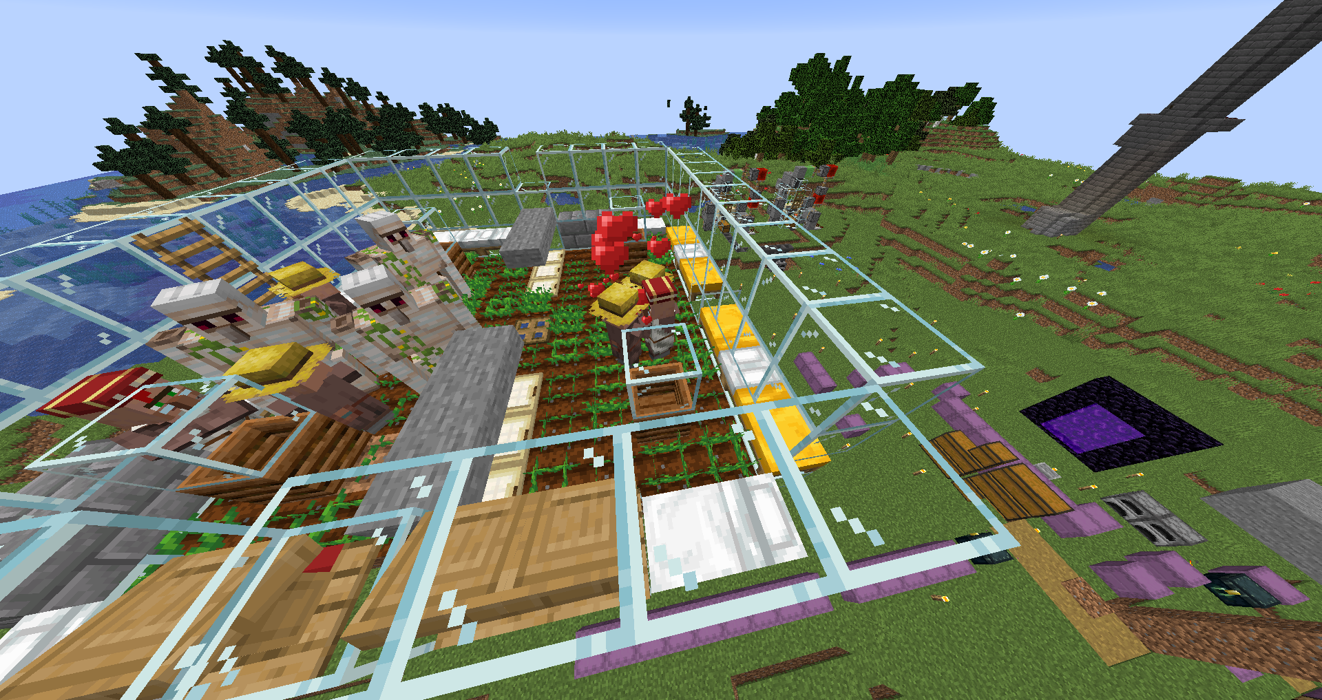Help with Villager Breeding - Discussion - Minecraft: Java Edition