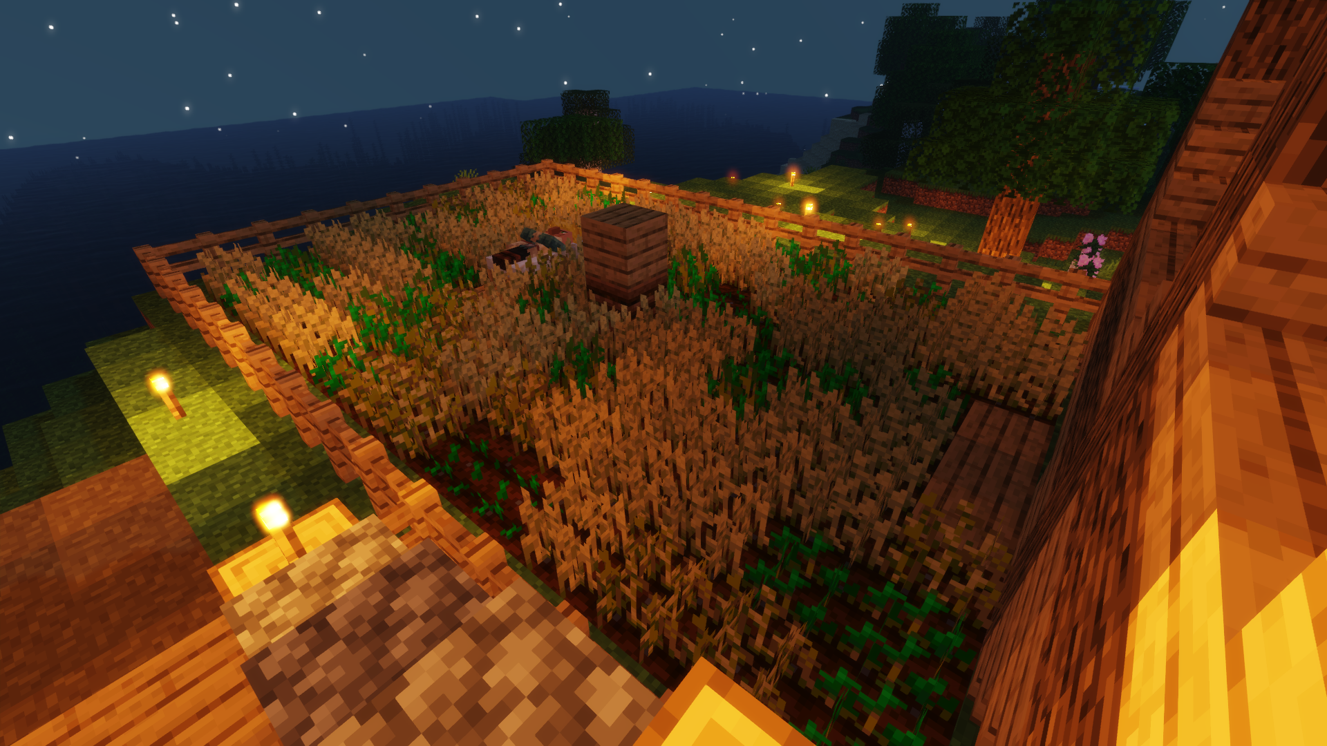 Getting A Villager To Farm For Me 1 14 4 Java Discussion Minecraft Java Edition Minecraft Forum Minecraft Forum