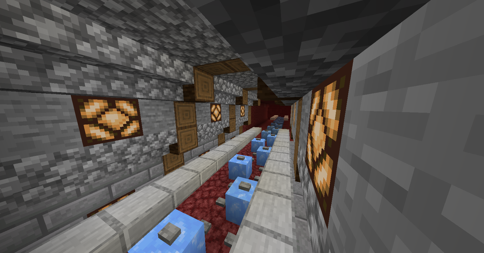Which Nether Tunnel Should I Build Creative Mode Minecraft Java Edition Minecraft Forum Minecraft Forum Movement inside a blue cold ice tunnel. which nether tunnel should i build