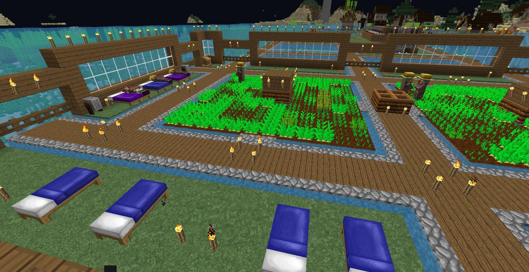 Villagers not breeding - Survival Mode - Minecraft: Java