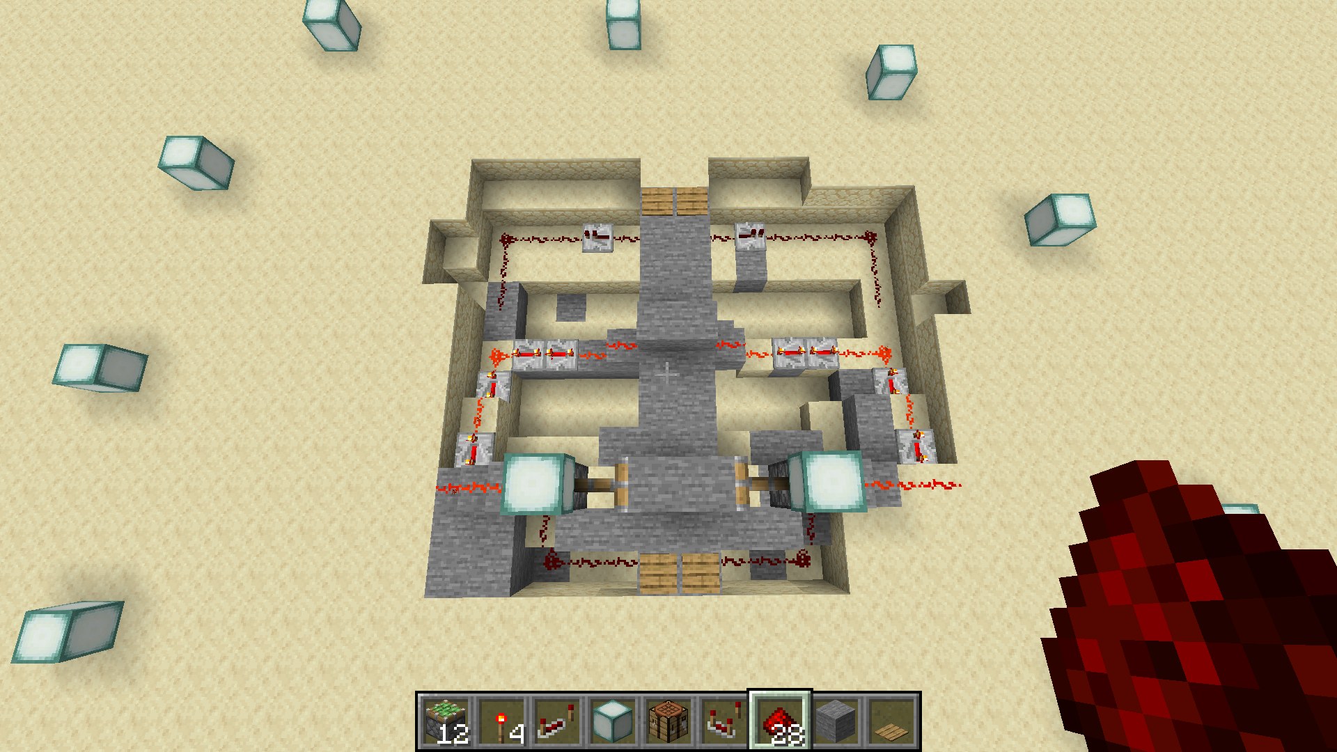 Looking for the best of redstone builders - Redstone, Commands and