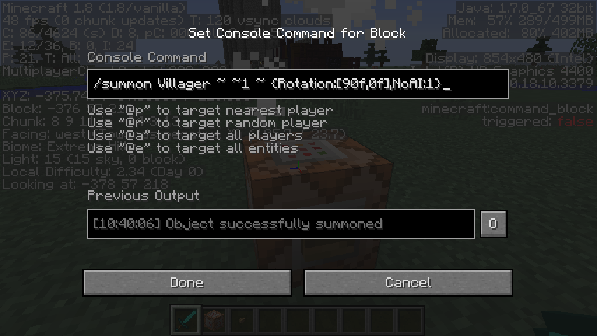 How to tp to spawn in minecraft