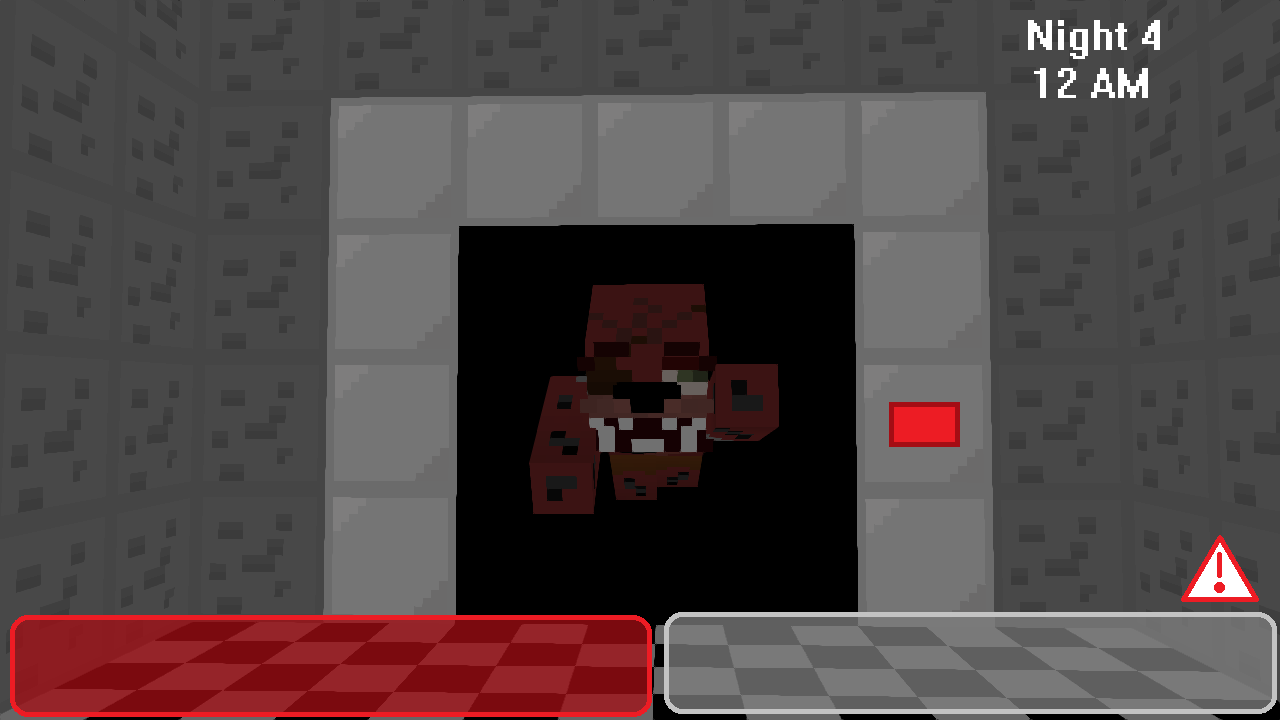WIP][1 8 1] Five Nights At Freddy's 2 Minecraft Edition [Oh no
