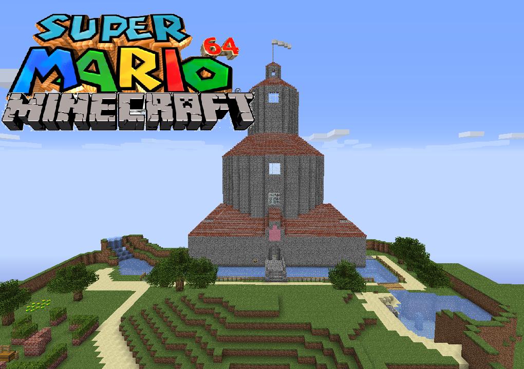 Super Mario 64 MC- Have a Mario-Style Adventure in Minecraft ...