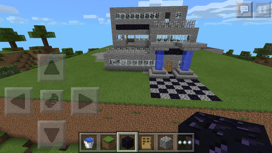 Futuristic House Creative Mode Minecraft Java Edition Minecraft Forum Minecraft Forum