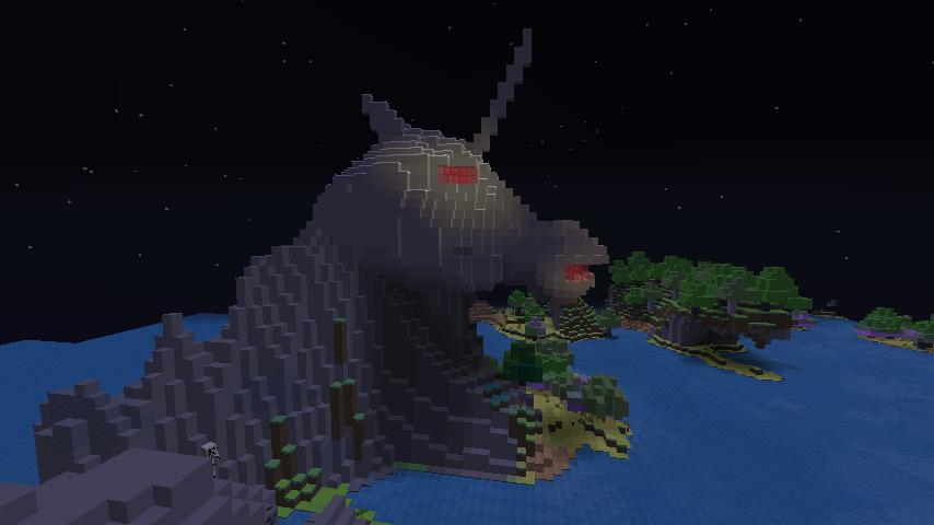 Unicorn Mountain - Creative Mode - Minecraft: Java Edition