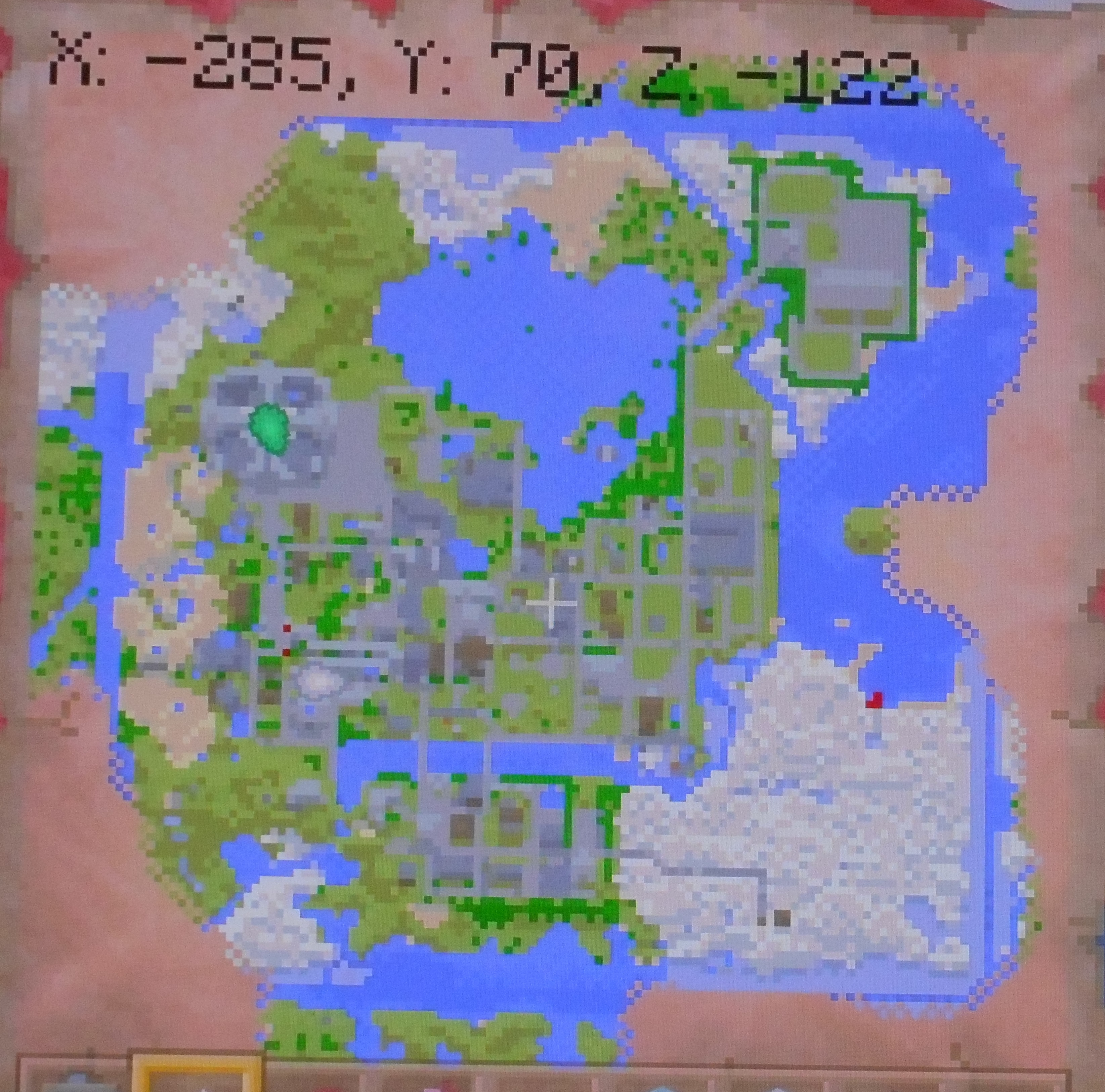 Large City Map on Xbox - MCX360: Looking For - MCX360 ...