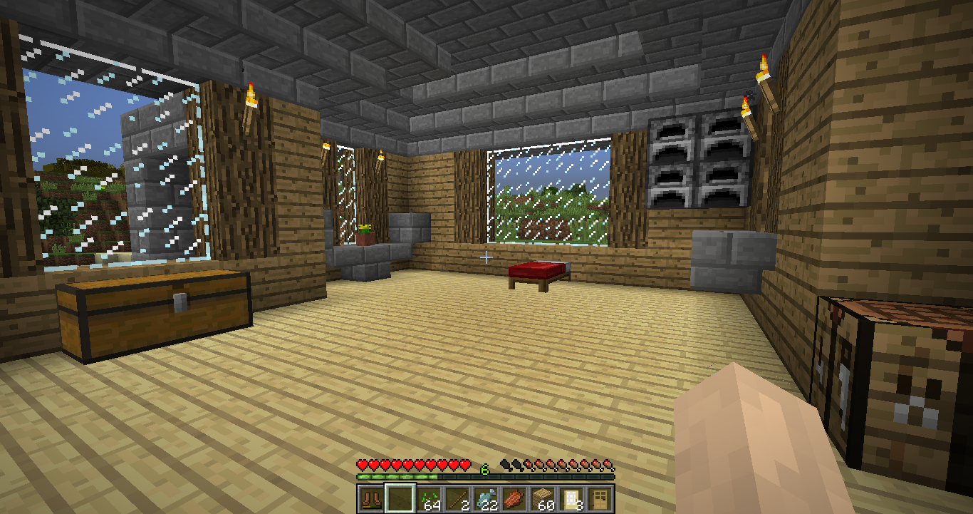 I Need Interior Building Ideas For My House Survival Mode Minecraft Java Edition Minecraft Forum Minecraft Forum