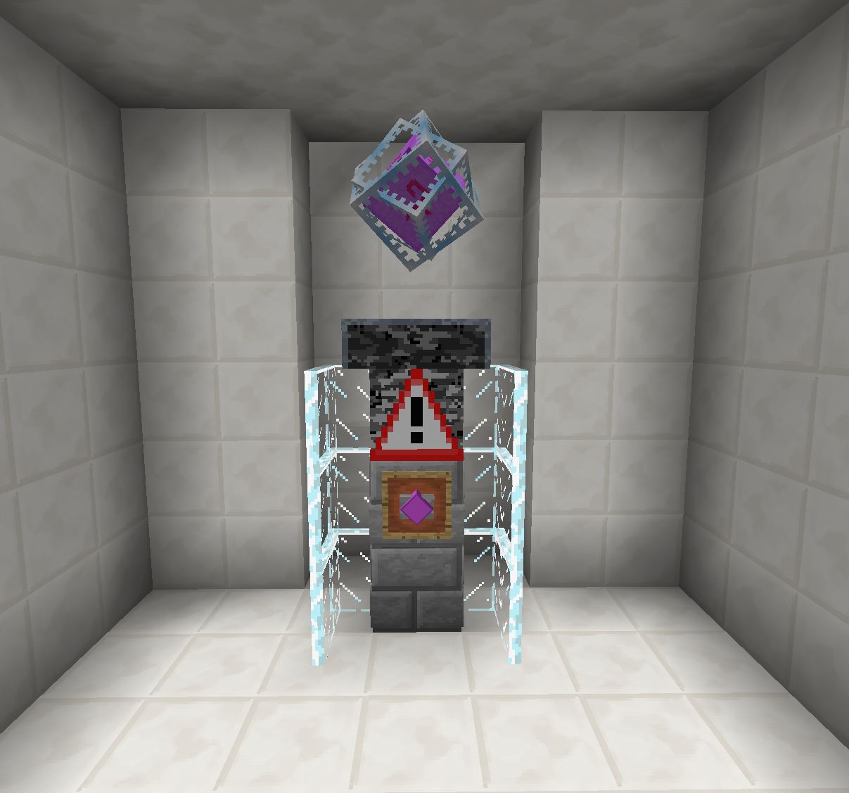 things to do with ender crystals - Creative Mode - Minecraft: Java