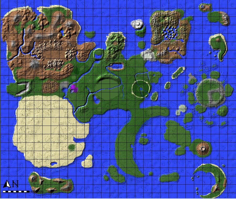 Naruto Hidden Leaf Village/Konohagakure (Mods?) - Maps