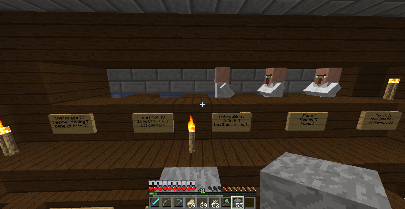 Villagers Despawning In Minecarts 100.100.100 - Survival Mode