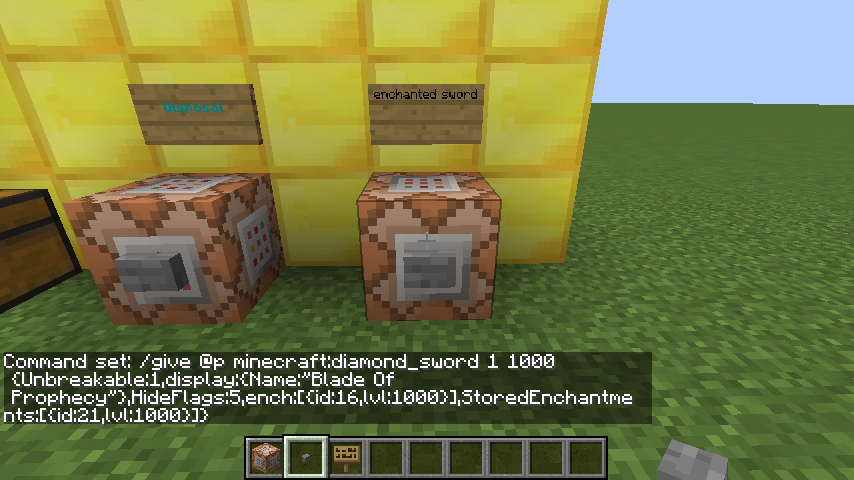 how to enchant in minecraft level 1000