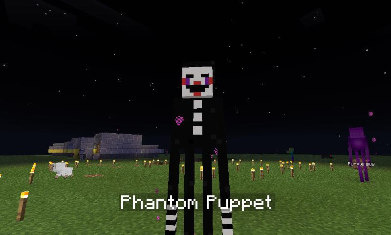 0 10 5]Pocket Five Nights at Freddy's 3 Mod[Phantom