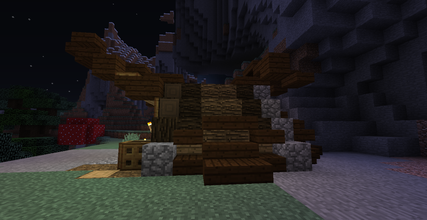 Mineshaft Entrance: Yay or Nay? - Survival Mode - Minecraft: Java