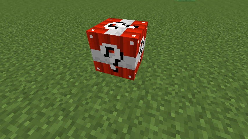 Lucky Block TNT - Minecraft Mods - Mapping and Modding: Java