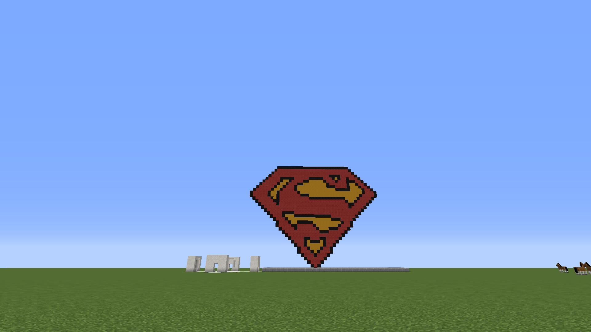 Pixel Art Challenge Creative Mode Minecraft Java