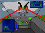Cockpit Timberwolf Combat