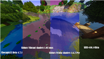 Shaders Comparison