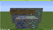 Changed Ores