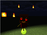Flaming Wraith Photo