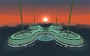 Ocean Monument Base