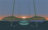 Ocean Monument Swimup