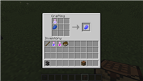Charging Stone Recipe