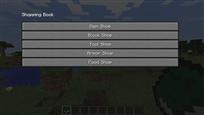 Shop GUI