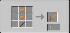 Maldom Sword Recipe